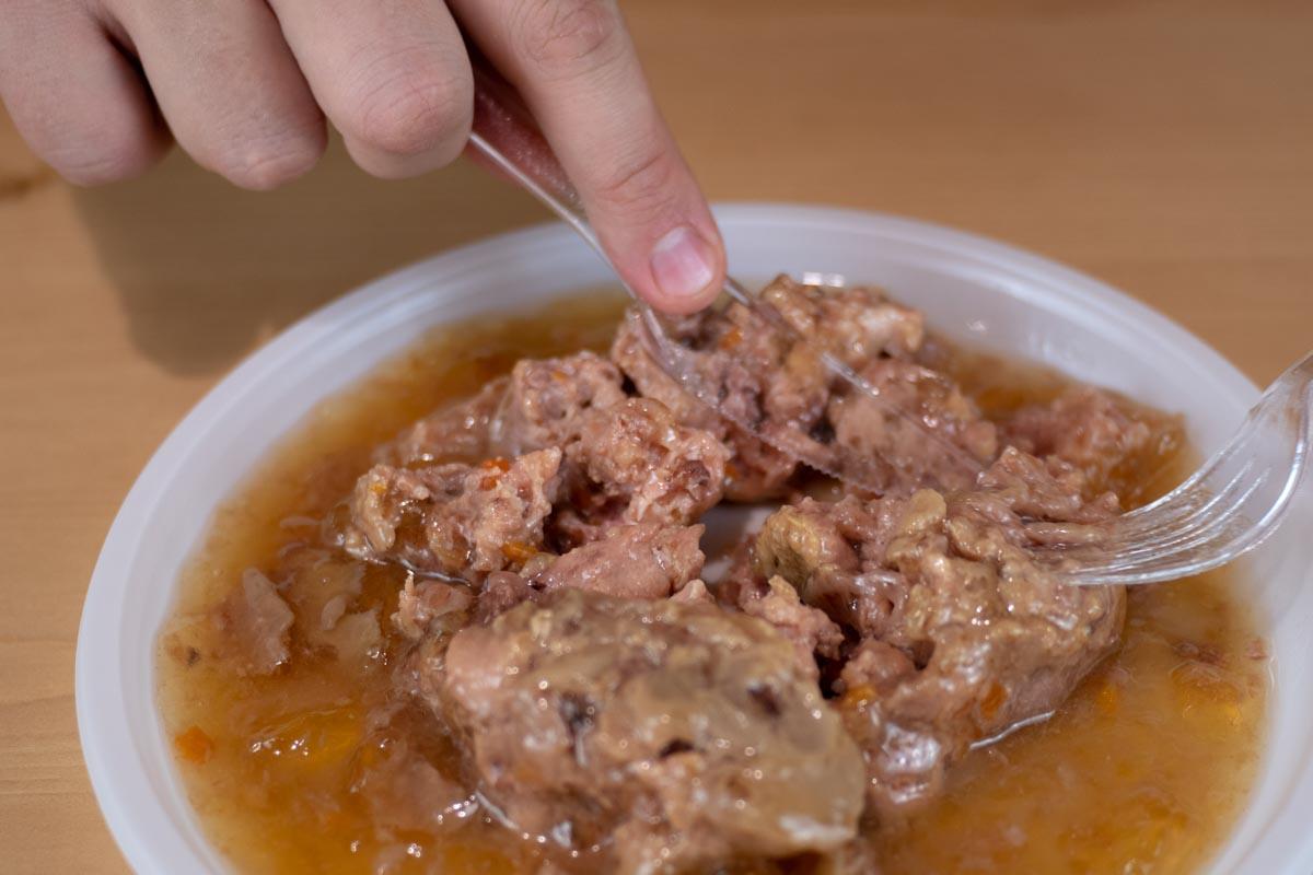 Мясо индейки в собственном соку © Я поел!