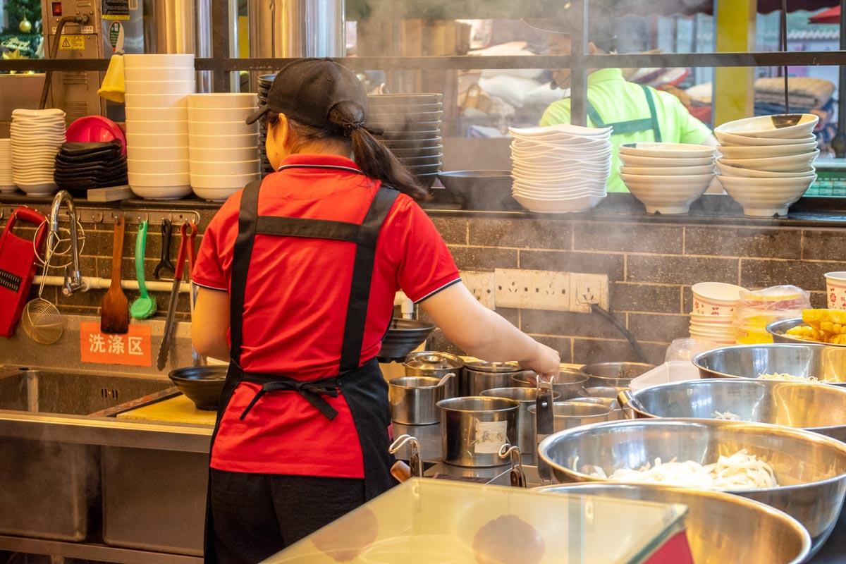 Десять основных правил делового обеда или ужина в Китае © Я поел!
