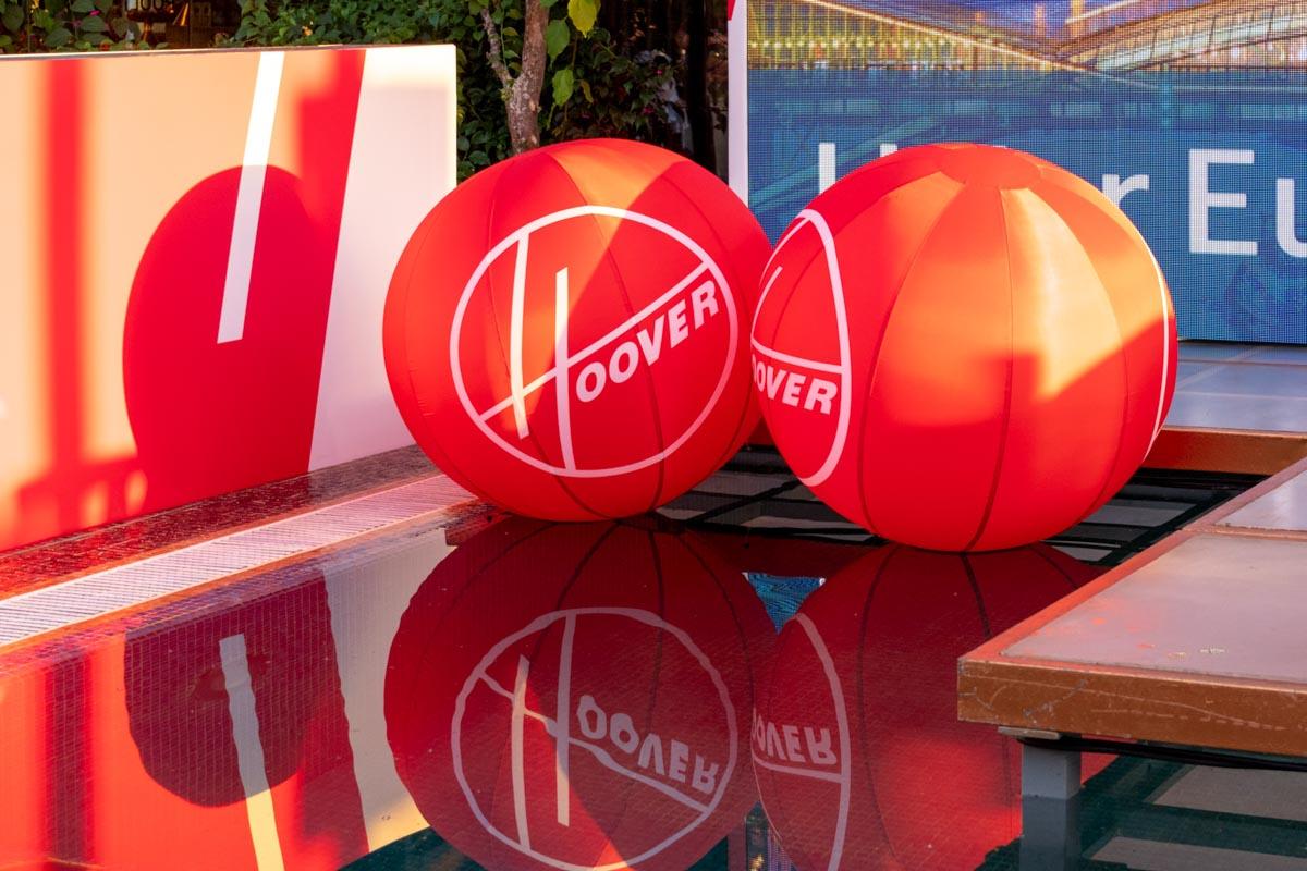 Hoover презентовала свои новинки в Москве © Техномод