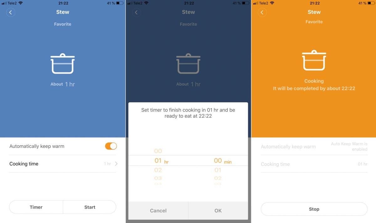 Обзор умной мини-мультиварки Xiaomi из Китая © Я поел!