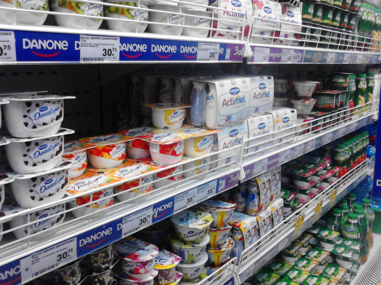 Новые правила продажи молока защитят покупателей от подделок © Я поел!