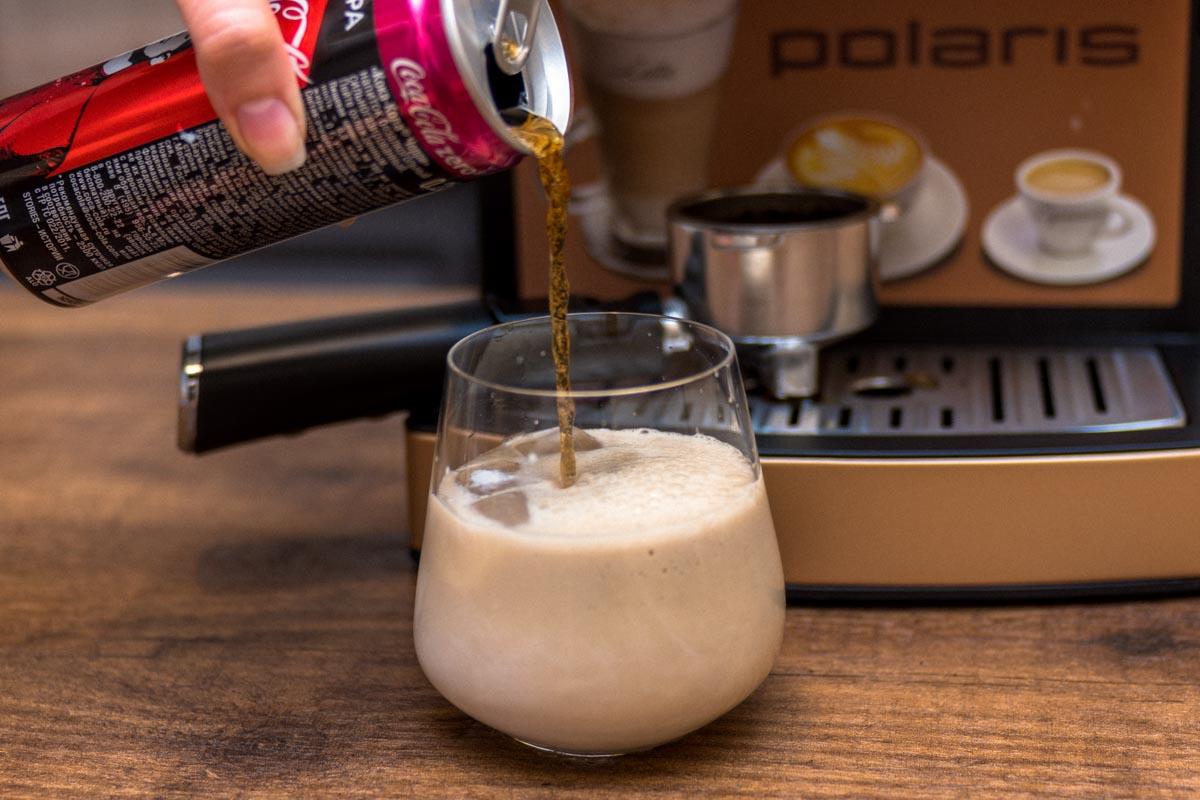 Рецепт любимого кофейного напитка всех диджеев © Я поел!