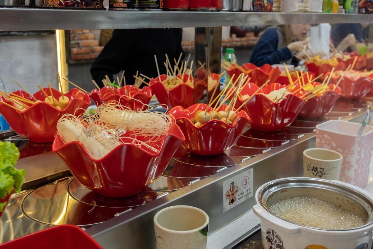 Китайское кафе«СянЛун» в Казани © Я поел!