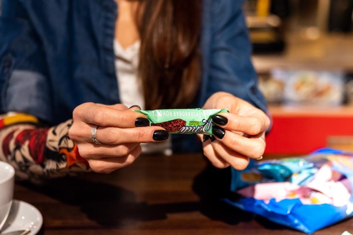 Мультизлаковые конфеты Rendi — продукт для здорового питания или хитрый рекламный ход? © Я поел!
