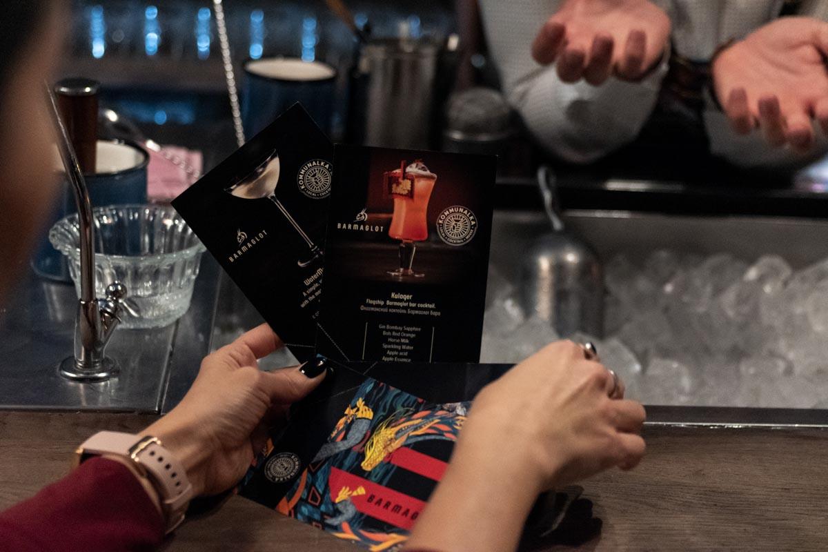 Выставка Horeca 2019 пошла по барам. Казанские бартендеры уступили рабочие места гостям из других России и Казахстана © Я поел!