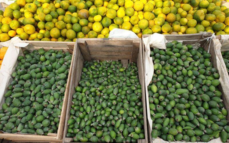 Сколько стоят овощи и фрукты в Азербайджане