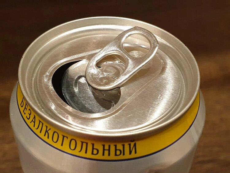 Пробуем пивной напиток безалкогольный «Амстел 0.0 натур лимон»