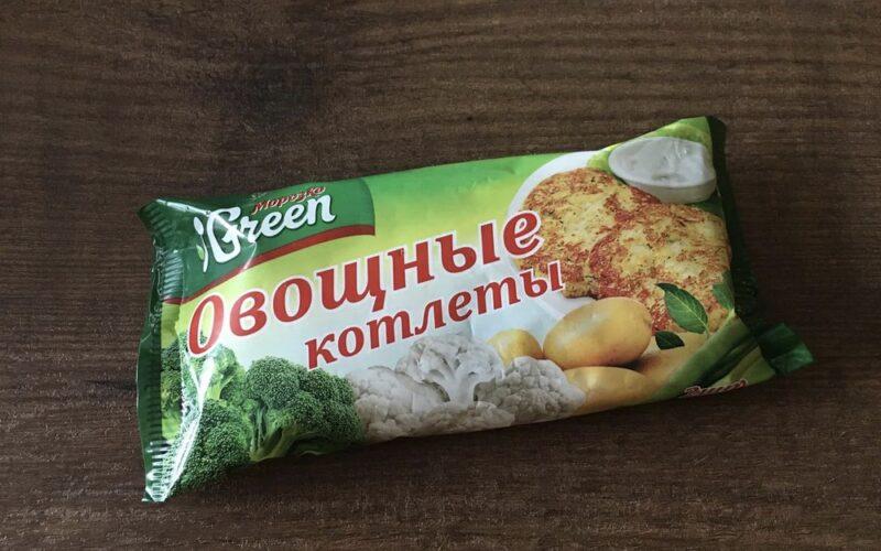 Пробуем овощные котлеты Green от «Морозко»