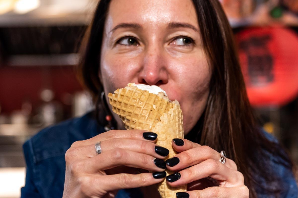Пробуем мороженое Айсберри «Артек» — вкус детства?