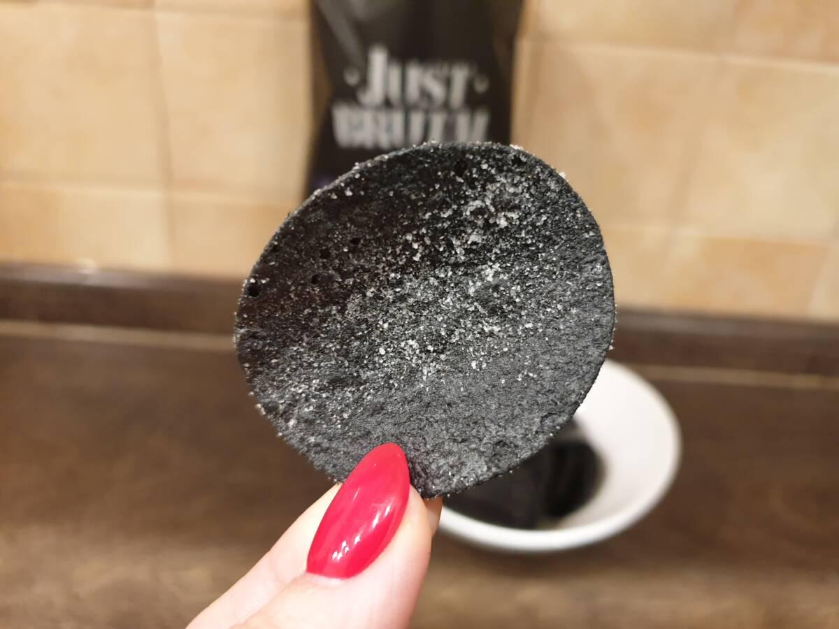 Пробуем чипсы картофельные «Just Brutal» со вкусом бальзамического уксуса и соли из Fix Price