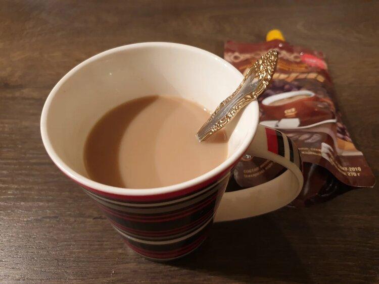 Пробуем молоко сгущённое с сахаром и кофе «Саранский консервный завод»