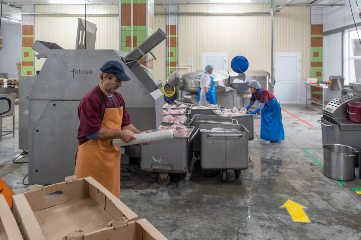 Как производят утиную продукцию «Рамаевское» в Татарстане. Экскурсия на СХПК «Каусар»