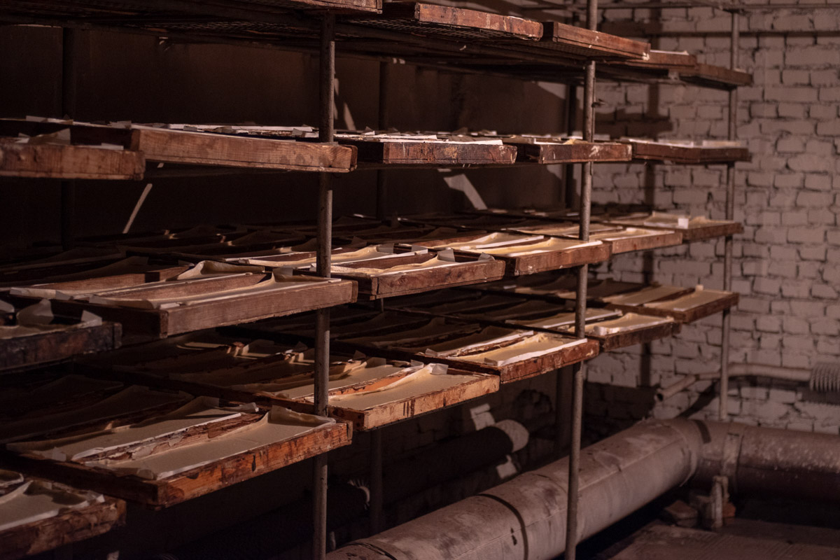 Белёвская пастильная мануфактура. Экскурсия на завод