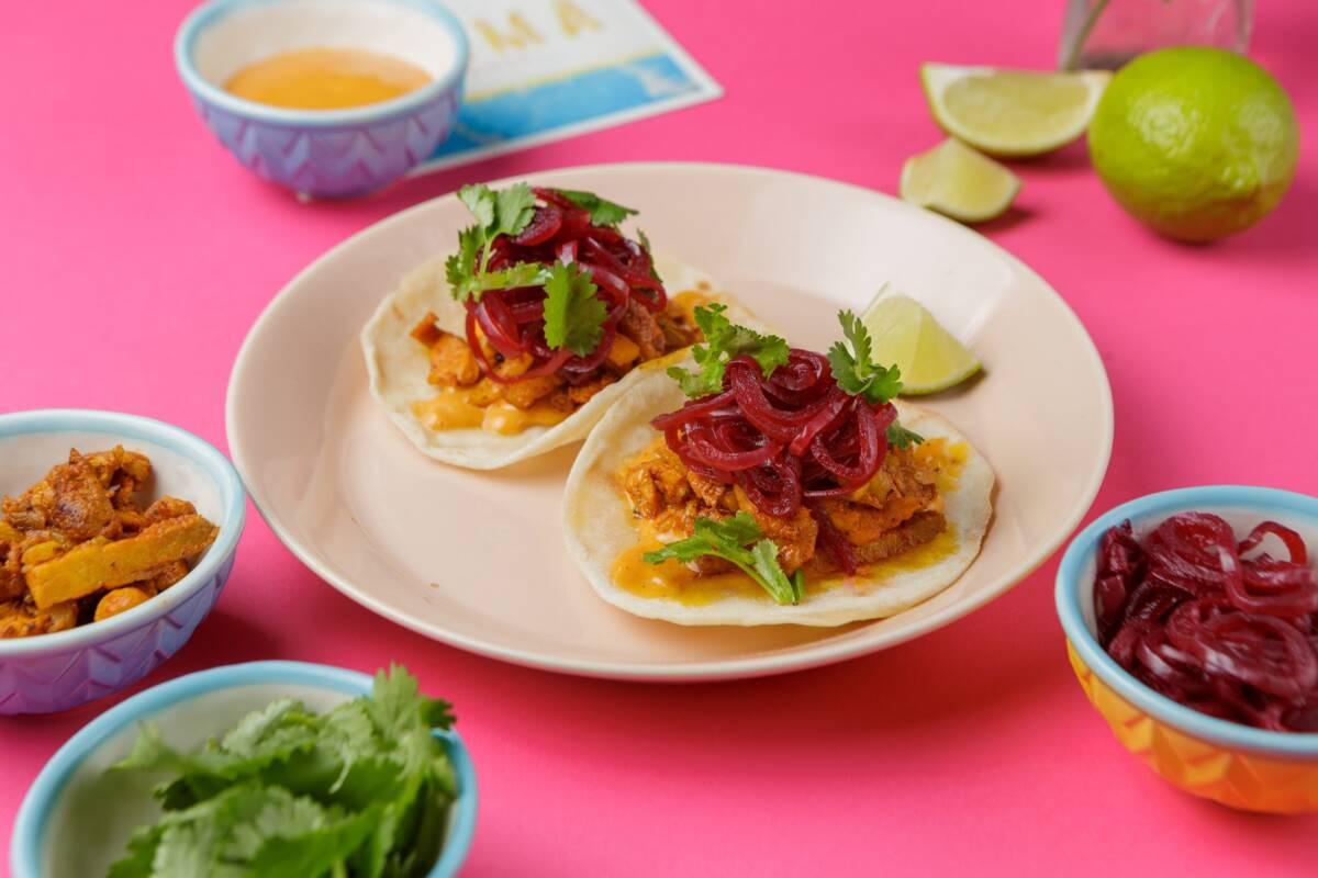 Как приготовить настоящий мексиканский тако