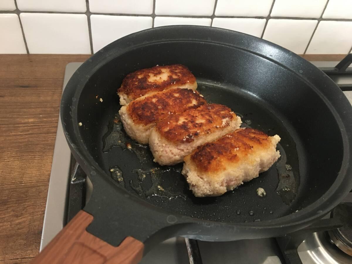 Пробуем котлеты из мяса индейки сливочные с зеленью «Индилайт»
