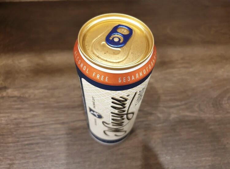 Пробуем безалкогольное пиво «Жигули барное»