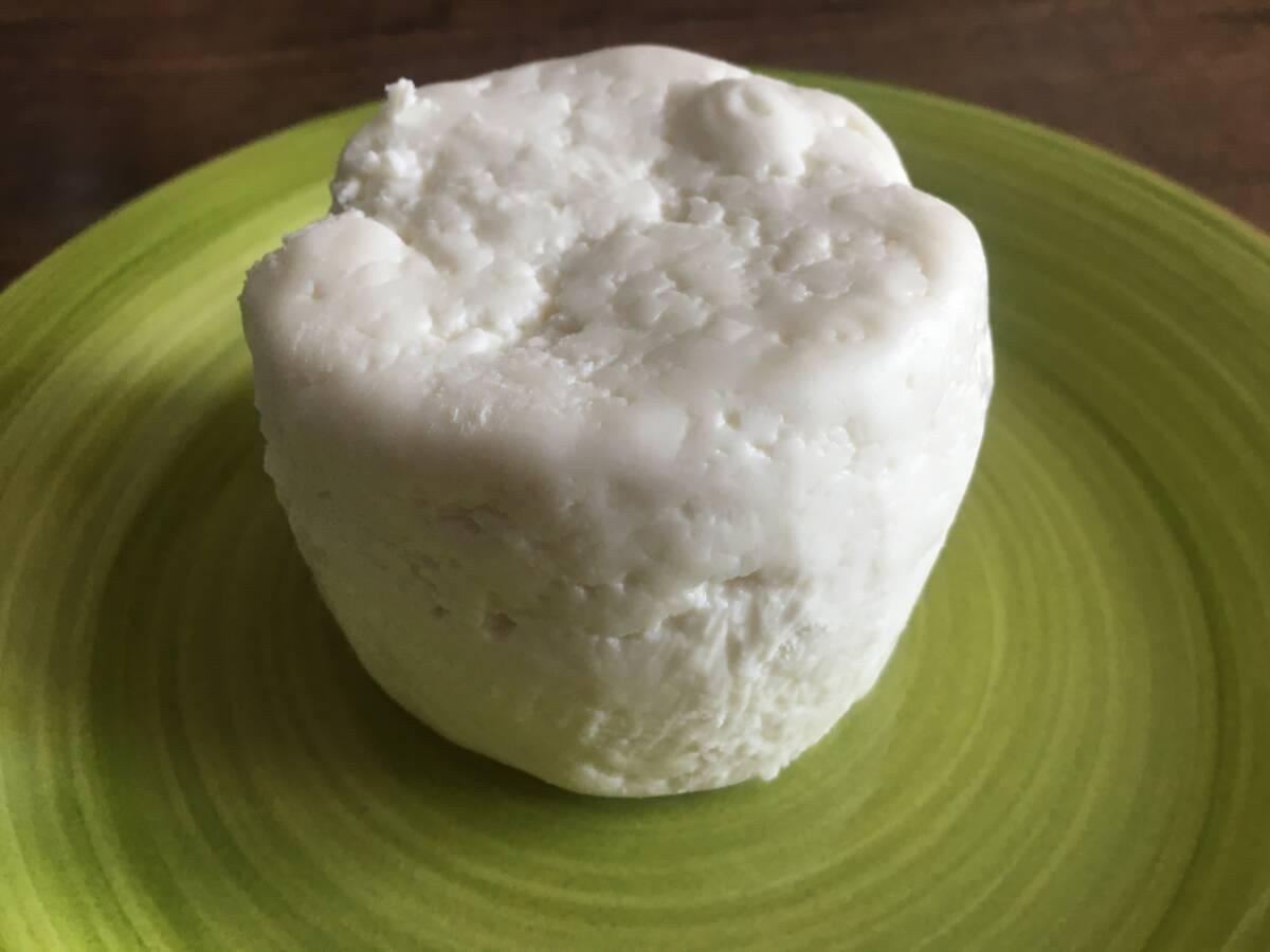 Пробуем сыр из козьего молока «Лукоз»