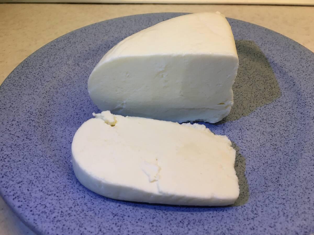 Пробуем Адыгейский сыр «Свежий ряд»