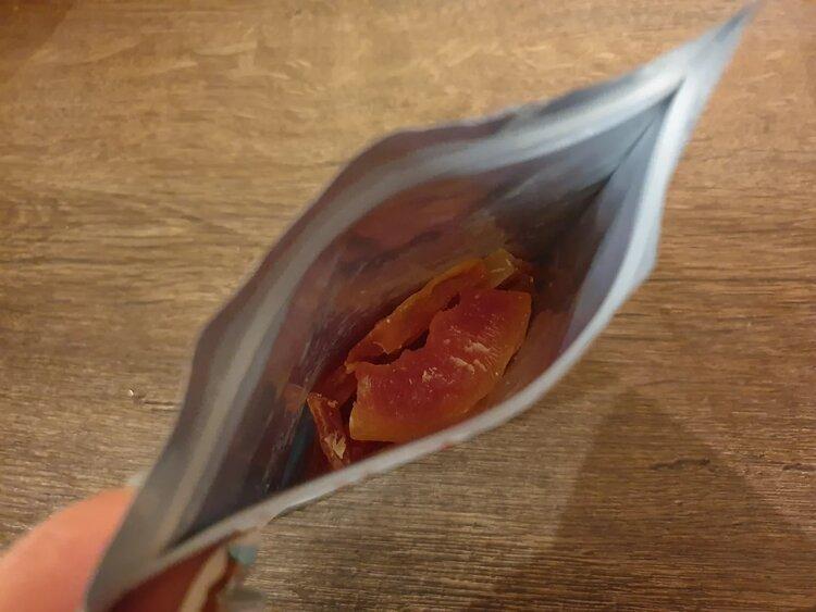 Пробуем сушёную папайю из Fix Price