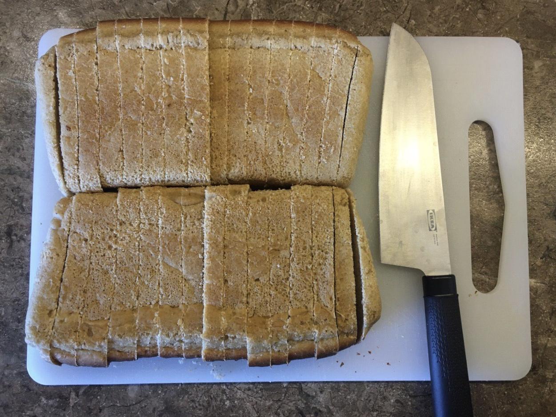 Лайфхак: как хранить хлеб, чтобы не черствел