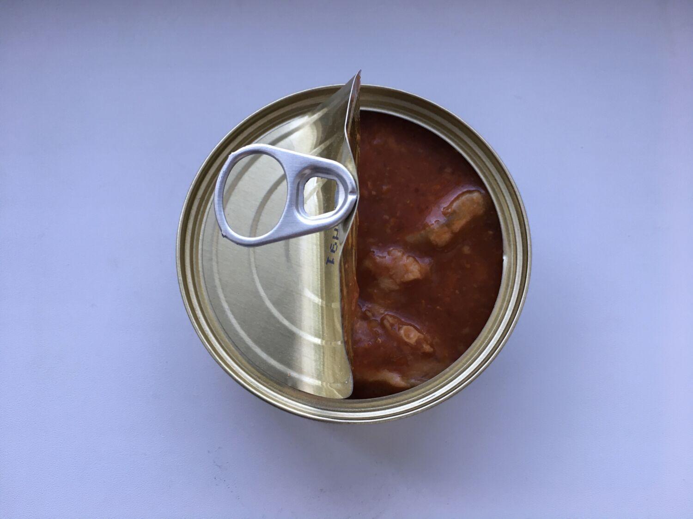 Пробуем налим в томатном соусе «Легенда Ямала»