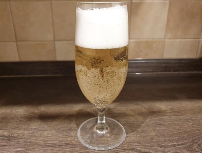 Пробуем безалкогольное пиво «Белый Кремль»