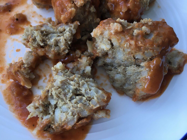Пробуем рыбные тефтели в томатном соусе «Кублей». Продукт из Казахстана