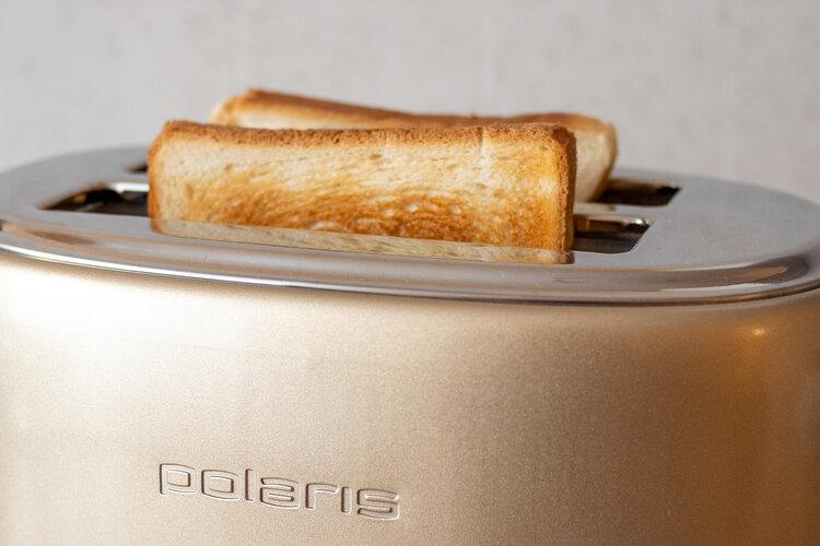Готовим завтрак с техникой Polaris серии Champagne