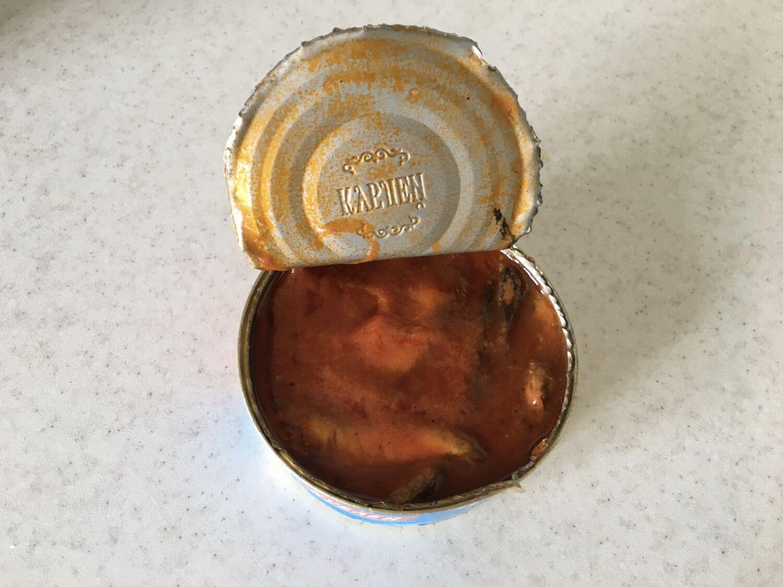 Пробуем кильку в томате «Кублей». Продукт из Казахстана