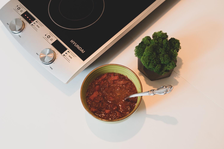 Обзор индукционной плитыHYUNDAI HYC-0103 — отличное решение для дома и дачи © Я поел!