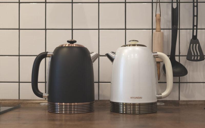 Изучаем электрические чайники Hyundai HYK-S4500 и Hyundai HYK-S4501 © Я поел!